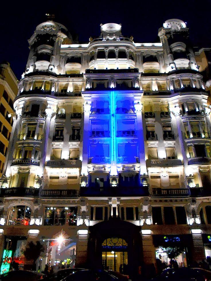 Hotel Atlantico en Gran Via