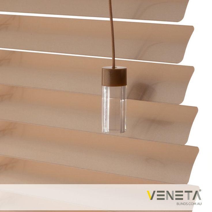 Veneta Blinds : Aluminium Blinds Colour : METALLIC BRONZE