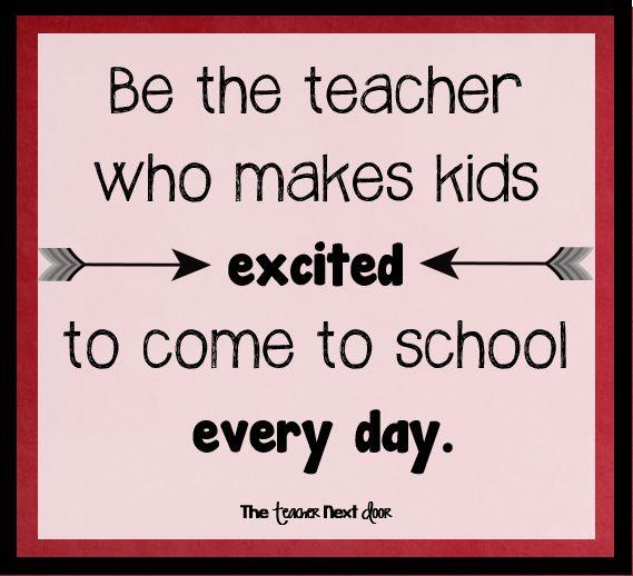 Find more teacher quotes and inspirations on The Teacher Next Door's Teacher…