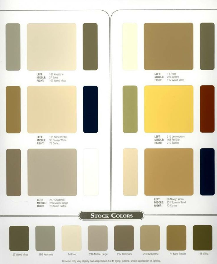 Colors Combinations: 100+ Ideas To Try About Painting The House