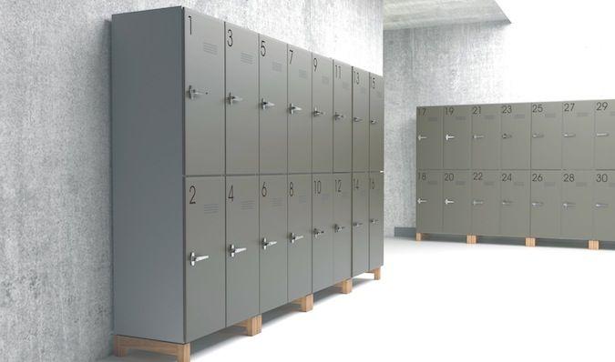 Vestiaires métalliques, casiers métalliques, armoire métallique - Armoires vestiaire - ATEPAA®