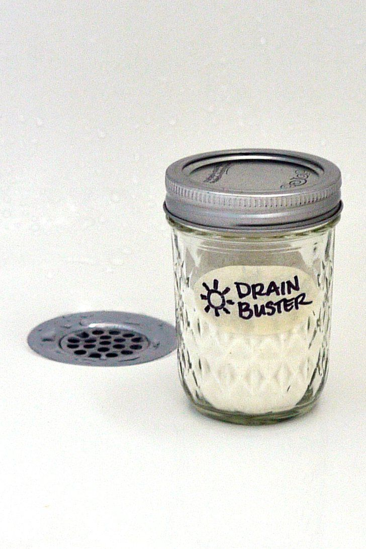 This Homemade Drain Cleaner Will Banish Clogs For Good