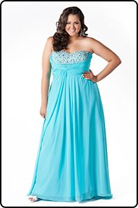 1000  images about Prom 2014 Plus Size Dresses on Pinterest  Plus ...