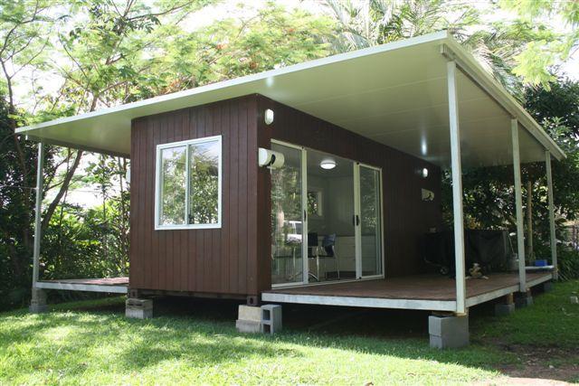 Stingray cabin