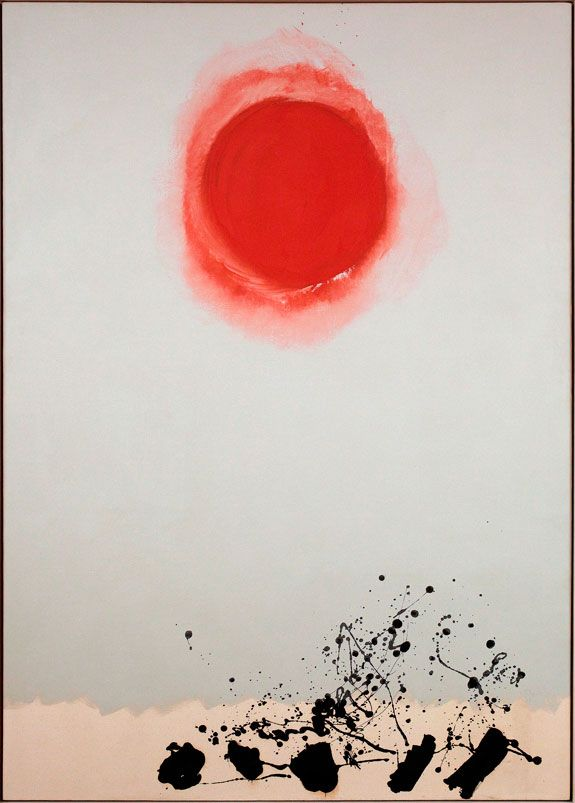 "Adolph Gottlieb, ""Burst""Art Work, 1973, Esther Gottlieb, Art Inspiration, Canvas, Adolphe Gottlieb, New York, Adolphe Gotleib, Abstract Artists"