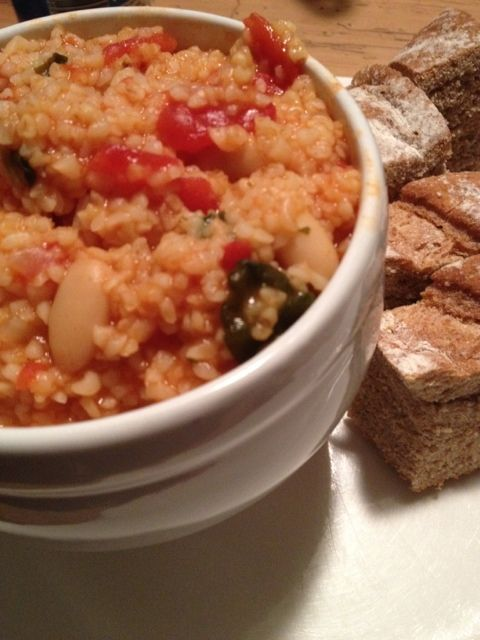 beans tomatoes soup forward tomato bulgur soup with cannellini beans ...