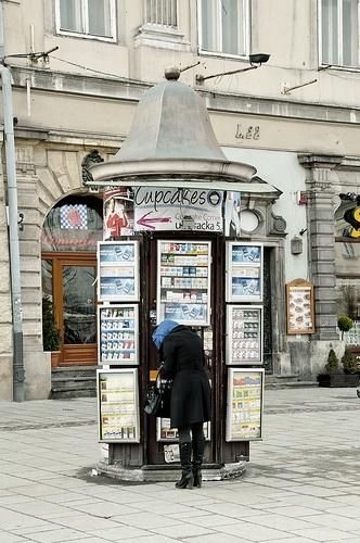 Krakow - Poland - March 2012