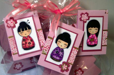 A Star For Chiemi: Kokeshi Dolls, Hello Kitty, & More for Girls Day