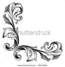 Resultado de imagen para acanthus ornament