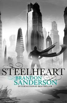 "#10:  ""Steelheart,' by Brandon Sanderson.  ""Reckoners"" series #1.  One year after a mysterious object appears in the sky, some humans gain superpowers.  Humanity is dominated by these heartless Epics.  Only a small group known as The Reckoners are fighting back.  David believes he knows how to defeat the undefeatable Steelheart, who rules New Cago after turning the city and half of Lake Michigan to steel.  David must convince The Reckoners to let him join and adopt his plan."
