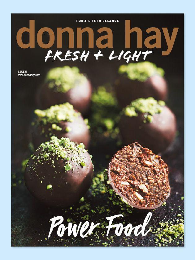 Fresh + Light issue 9 | donna hay