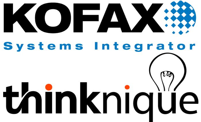 Press Release – Thinknique Partners with Kofax as Systems Integration Partner