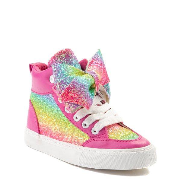 JoJo Siwa™ Glitter Bow Hi Sneaker
