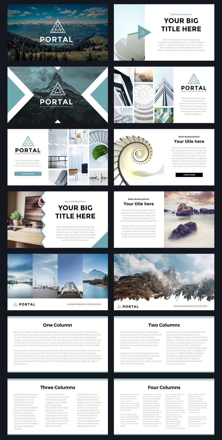 100 Free Premium Powerpoint Presentation Templates Product