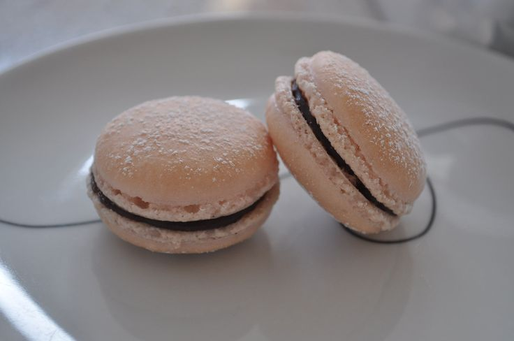 You too can make Jaffa macarons. No fails, easy step-by-step guide written by MasterChef series 7 contestant, Jacqui Ackland.