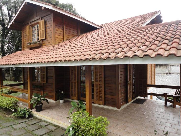 A casa pre fabricada de madeira é segura?