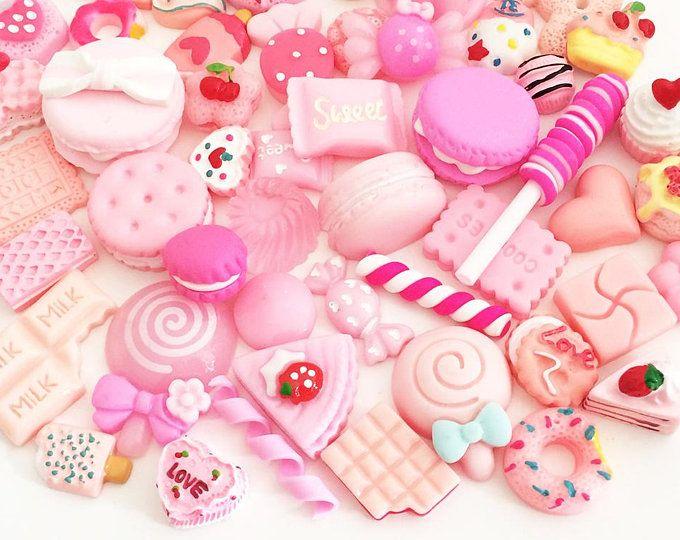 Cute Ceramics Beads Jewelry Accessories DIY Crafts Kawaii Style Supplies 10 Pcs