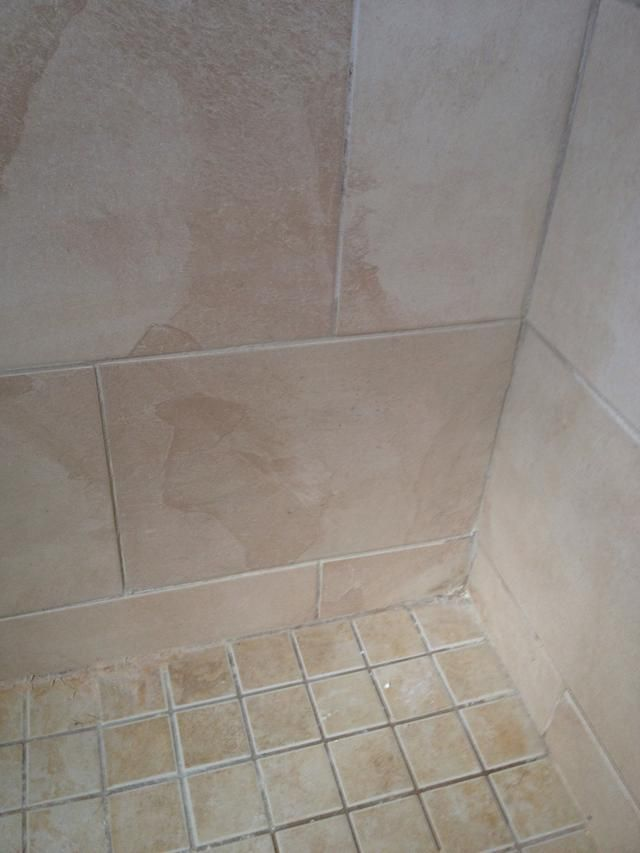 How To Repair A Loose Shower Tile Recipe Tiles Shower Shower