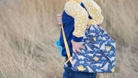 Fossil Rim FREE Hoodie and Drawstring Backpack Tutorial