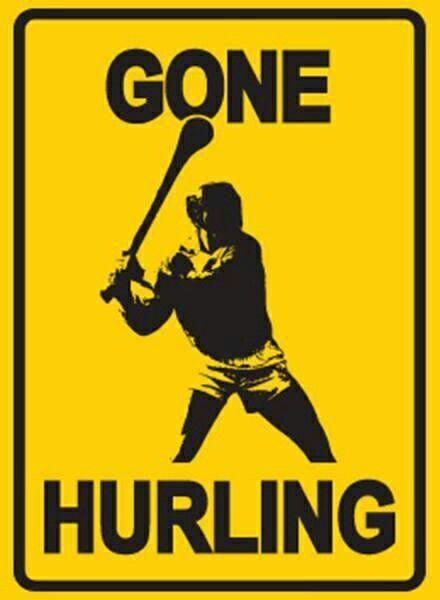 Gone Hurling