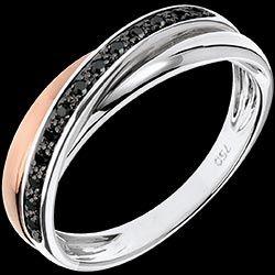 <a href=http://it.edenly.com/gioielli/fede-trifoly-oro-rosa-oro-bianco-diamanti-neri,712.html>Anello Saturno Diamante - diamanti neri, oro rosa e oro bianco - 9 carati <br><span  class='prixf'>290 €</span> (-47%) </a>
