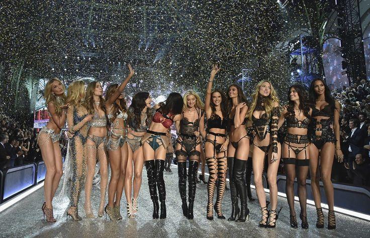 Los ángeles de Victorias Secret confirmados para el desfile 2017