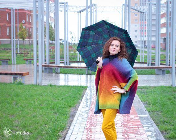 Oltre a arcobaleno dimensione tunica sopra dimensioni maglia