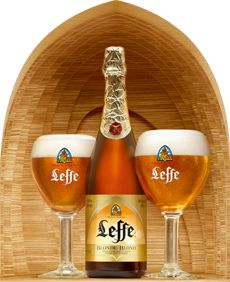Leffe Blond | Leffe Blond is an authentic blond abbey beer with a slight hint of bitterness to it. 6.6%