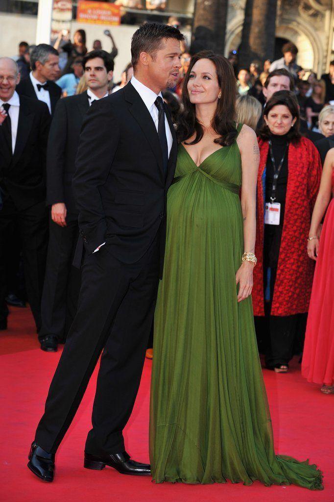 Brad Pitt and Angelina Jolie Best Red Carpet Looks