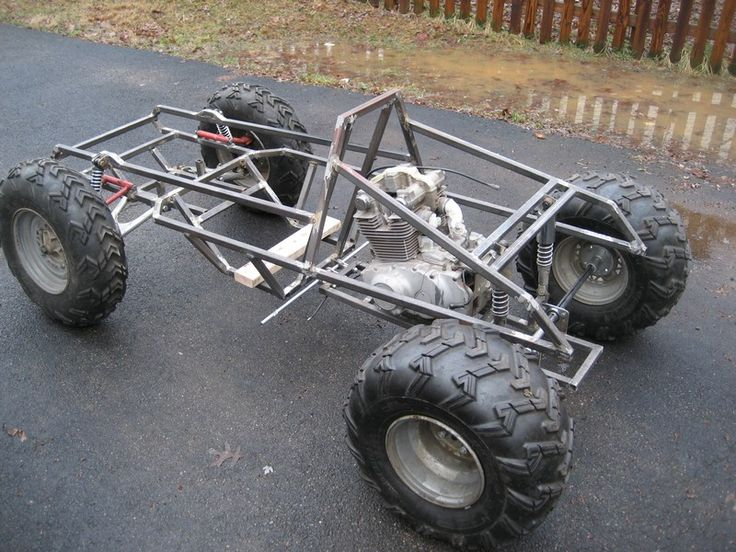 25 Best Ideas About Go Kart Chassis On Pinterest
