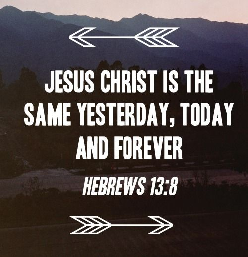 HEBREWS 13:8 http://www.weca.com/ https://www.facebook.com/WECAChurch https://twitter.com/WECAChurch https://www.youtube.com/channel/UC9jBWS1hDkcdws_FtOQP5zQ