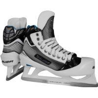 Bauer Reactor Senior 4000 Goalie Skates 7-D ** You can find more details by visiting the image link.