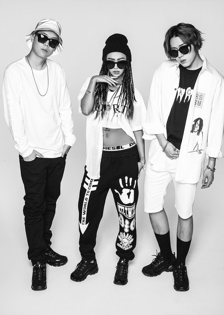 Hyo Rin, Zico and Paloalto - Dark Panda