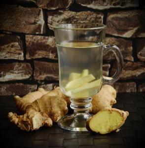 Easy Ginger Tea Recipes for Fibromyalgia pain relief.