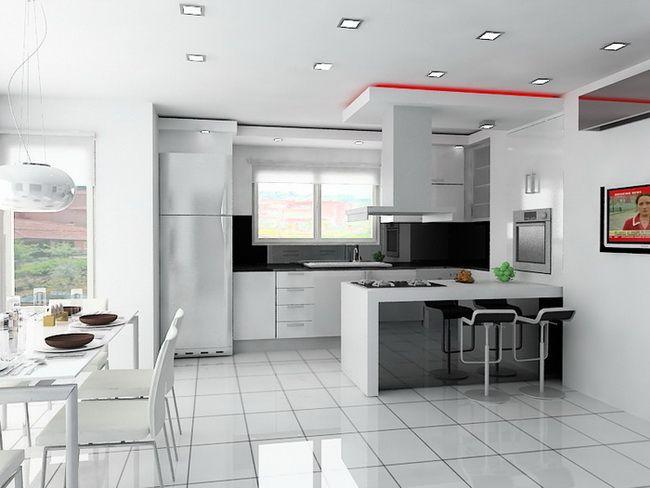 Высота барной стойки на кухне - 78 фото, классификация, стандарт высоты, в квартире, видео