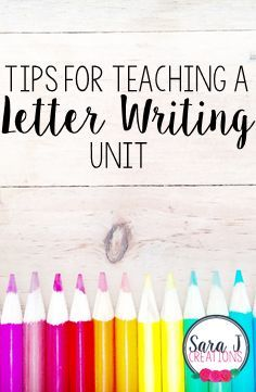 103 best writing ideas for upper elementary images on pinterest teaching letter writing spiritdancerdesigns Images