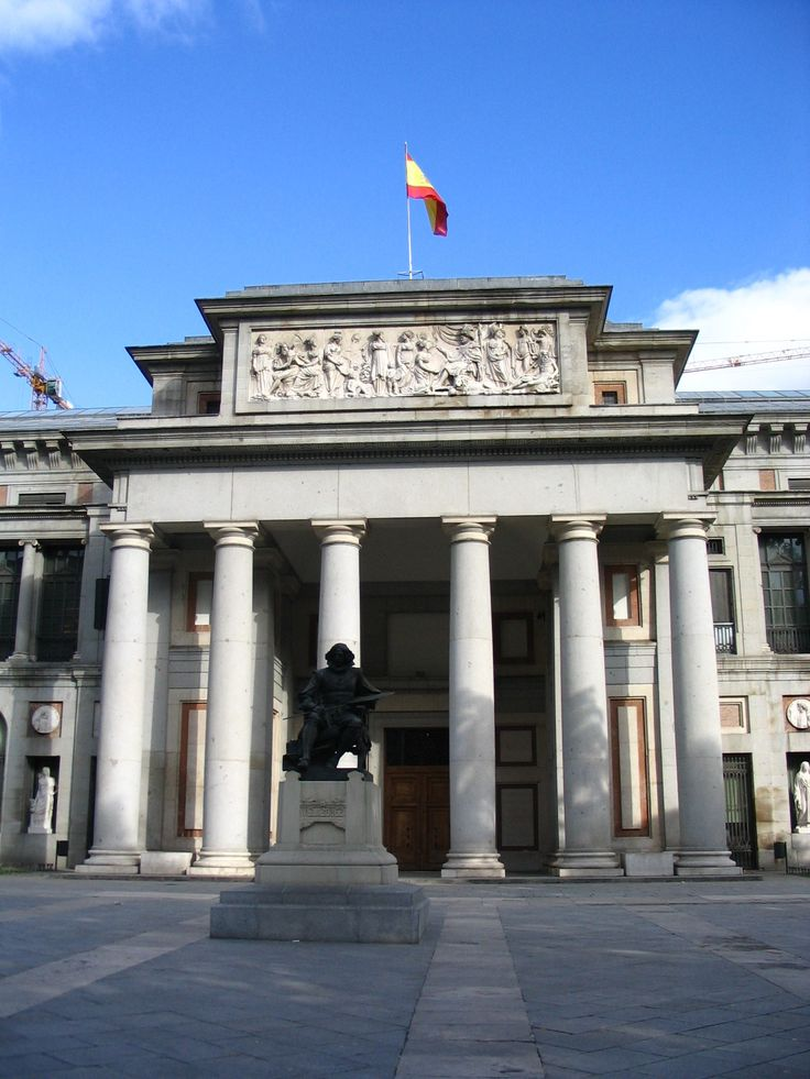 Top 25 ideas about museums around the world on pinterest for Calle del prado 9 madrid espana