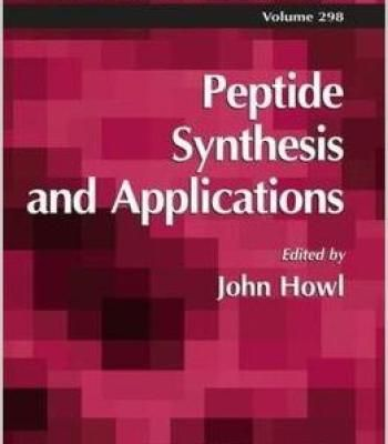 Peptide Synthesis And Applications PDF