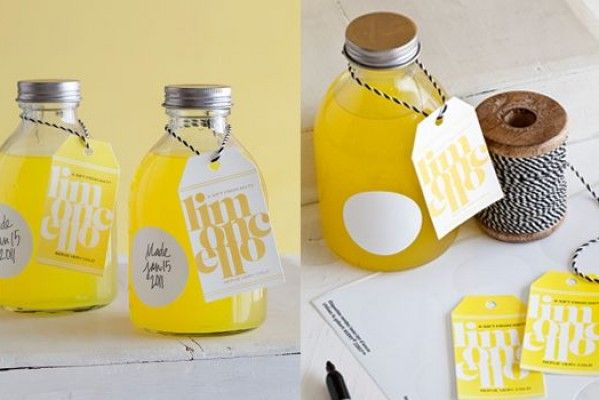 Wedding favors can not necessarily be traditional so, add a touch of whimsy by gifting something funny but useful. Today, we have a fun wedding favor that can really make your guests feel happy – homemade limoncello wedding Favors . These homemade limoncello wedding favors contains lemon flavor liqueur and can be made six months before the wedding. Read on to follow the instructions.