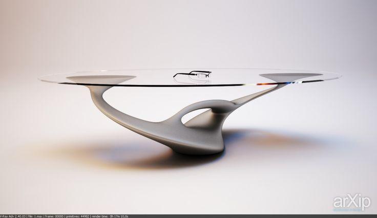 Стол 2: зd визуализация, промышленный дизайн, стол, модернизм, мебель #3dvisualization #industrialdesign #table #modernism #furniture arXip.com