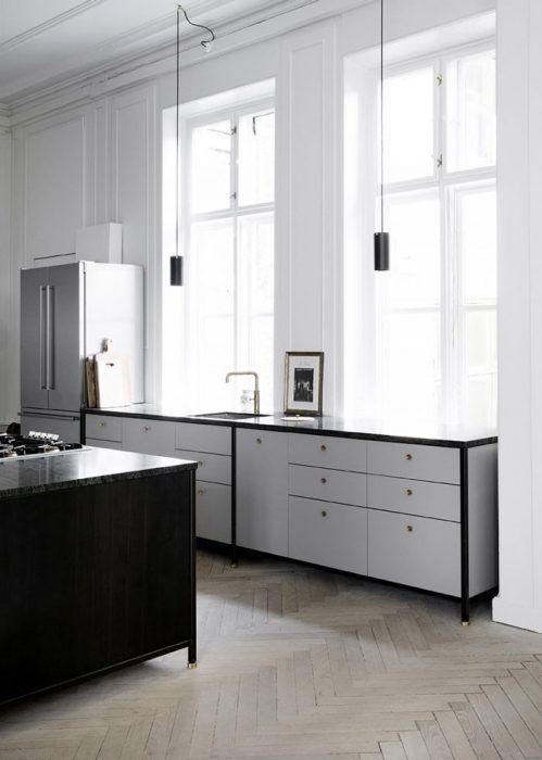 Industrial Chic Kitchen With Stunning Details 03 Part 50