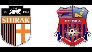 Live shirak Gyumi VS Dila Gori - YouTube