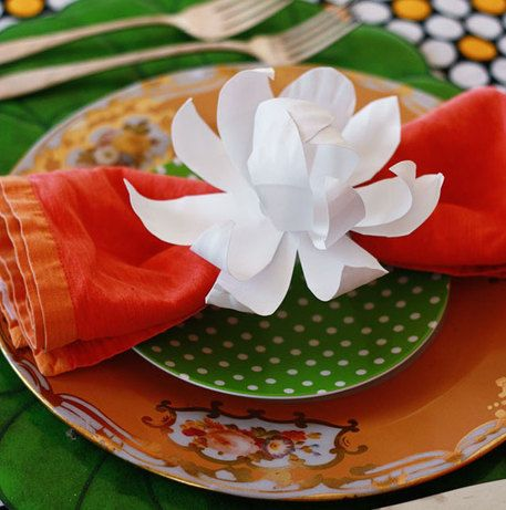 Pretty Cool Paper Plate Crafts for Grown-Ups