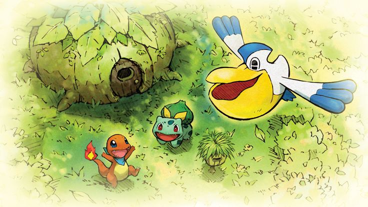 There's always a reason to smile - just ask Bulbasaur, Charmander, and Pelipper! Pokémon Mystery Dungeon: Rescue Team DX is available now! Nintendo Switch, Nintendo Ds, Moltres Pokemon, Bulbasaur, Pokemon Charmander, Dojo, Dragon Quest, Mystery, Crystals