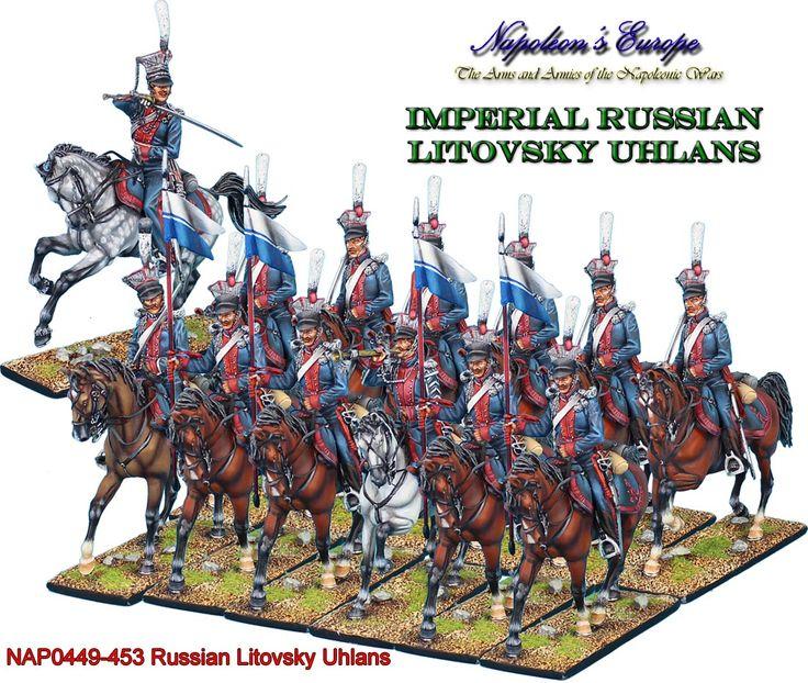 Russian Litovsky Uhlans