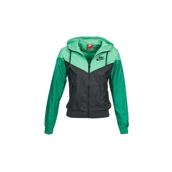 Nike WINDRUNNER Windbreakers ($96) ❤ liked on Polyvore featuring activewear, activewear jackets, jackets, hoodies, nike, coats, nike sportswear and nike activewear