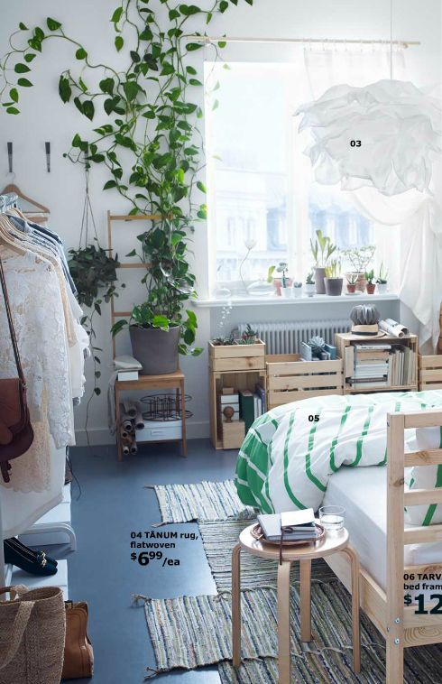 Stealable ideas from Ikea catalog 2016