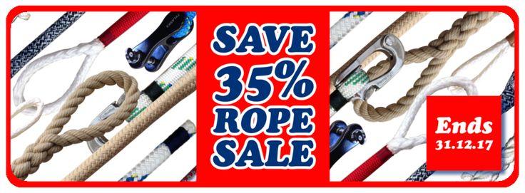 Jimmy Green Marine Rope Sale - Save 35%