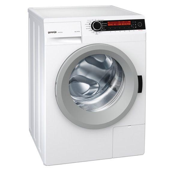 Gorenje W98f65e Iuk Freestanding Washing Machine With A Energy Rating Sensocare Technology Washing Machine Reviews Washing Machine Brands Washing Machine