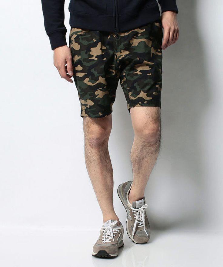 Camo NN-Shorts【カモNNショーツ】 - Gramicci Online Store | グラミチ オンラインストア